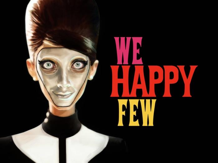 We Happy Few, 60's Vibe!