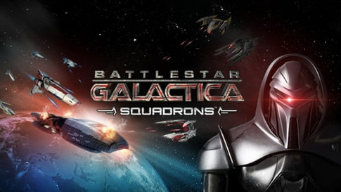 Battlestar Galactica_Squadrons_Hangar Music Theme