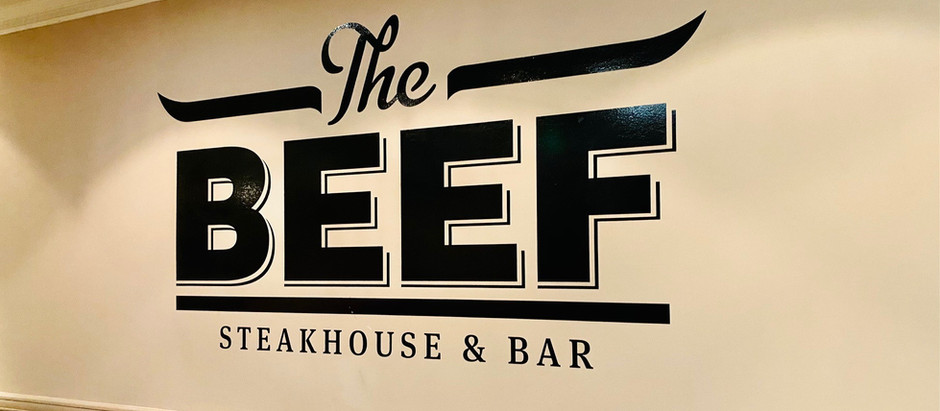 The Beef – Steakhouse & Bar, 4. November 2020