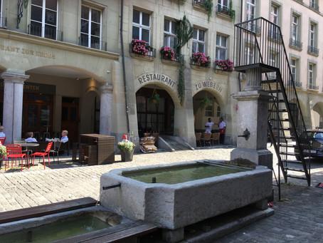 Tour de Berne – 2. Etappe - Volver und Restaurant Zunft zu Webern