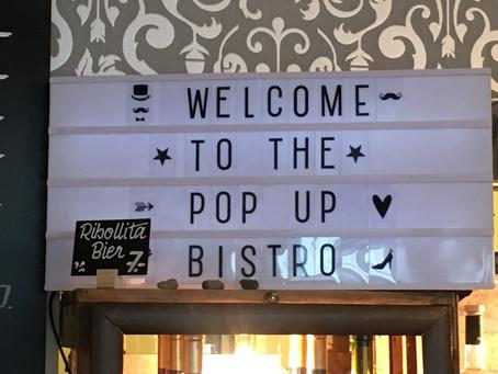 Pop Up Bistro