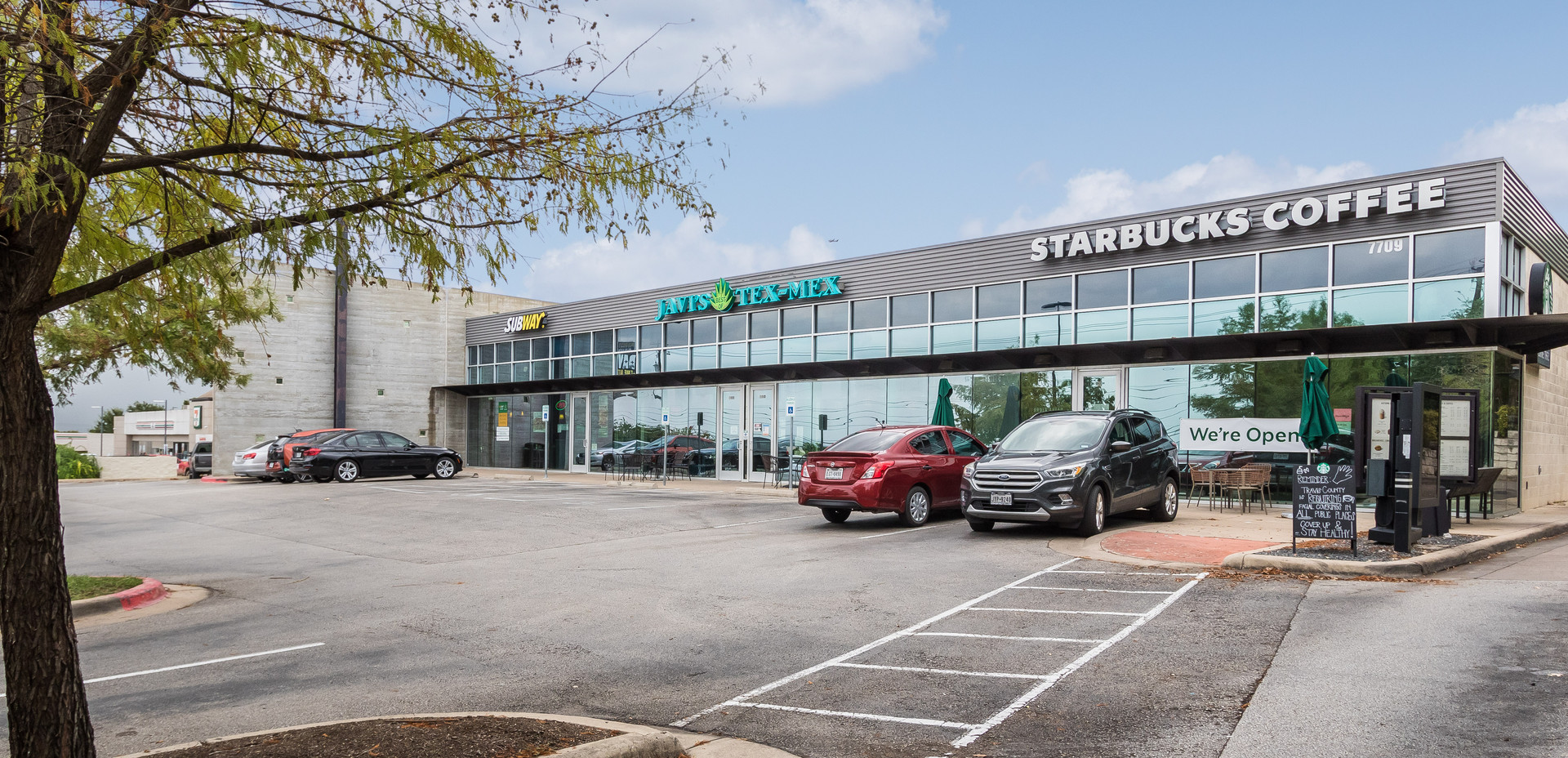 MetCenter Retail Center with Starbucks