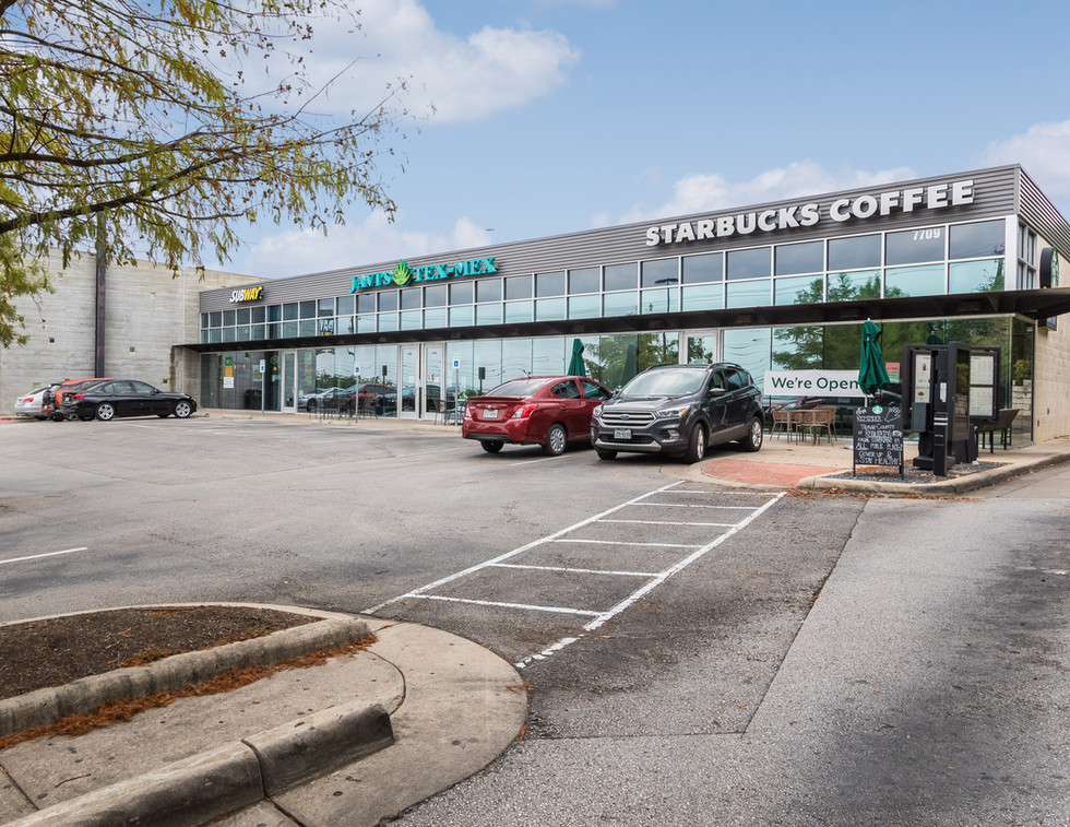 MetCenter Retail Center with Starbucks