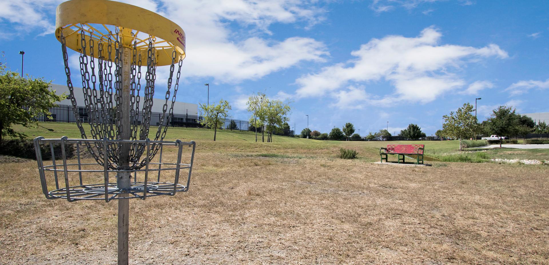 MetCenter Disc Golf Course