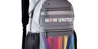 Mochila Now United Cinza Original