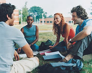 Image of college students symbolizing relationship Counseling Tacoma