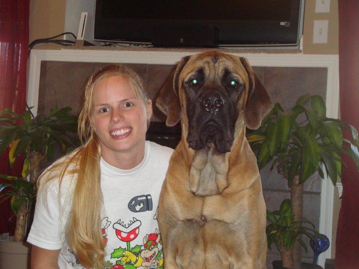 Me & Boone 2010