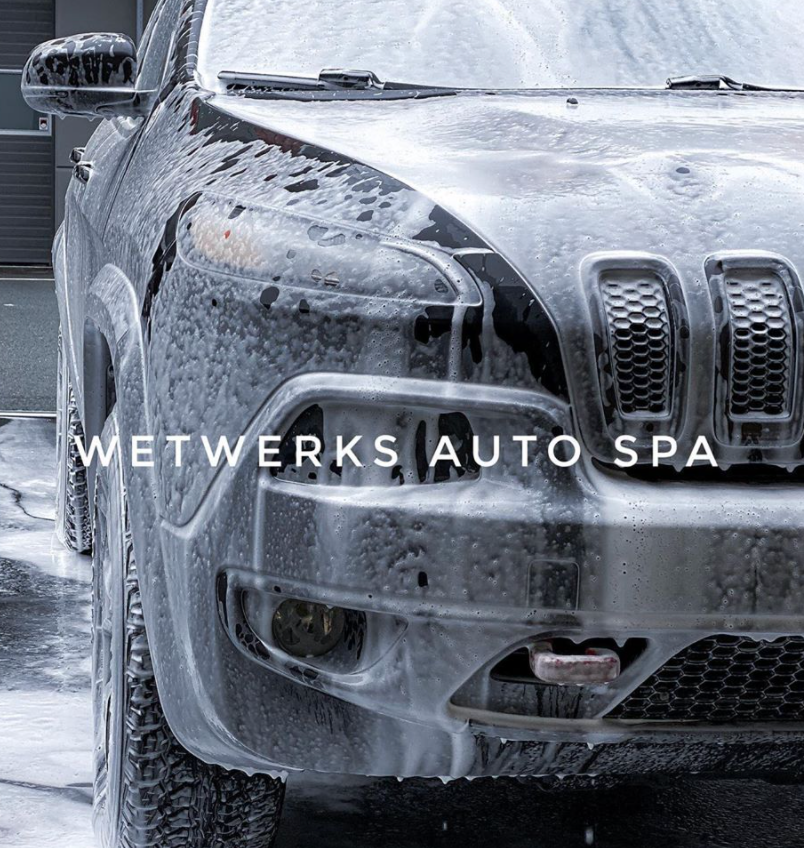 Wetwerks Auto Spa Vancouver Jeep Trailhawk Deluxe Auto Interior and Exterior Detailing Spray-On Wax (Vancouver, B.C)