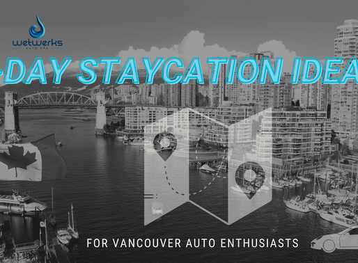 1-Day Staycation for Vancouver Car Enthusiasts