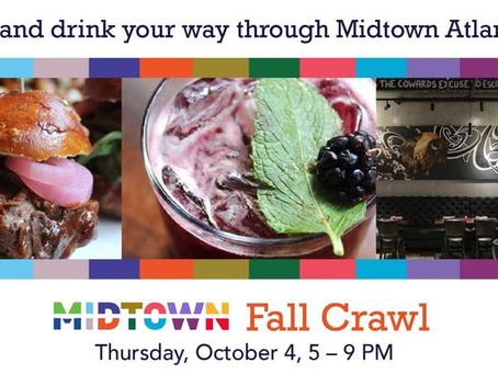 Midtown Fall Crawl