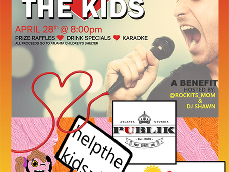 Karaoke for the Kids - April 28th