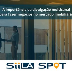 A importância da divulgação multicanal no mercado imobiliário comercial