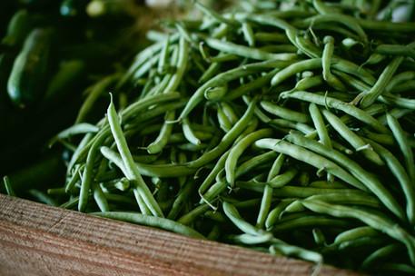 Farm Fresh Green Beans