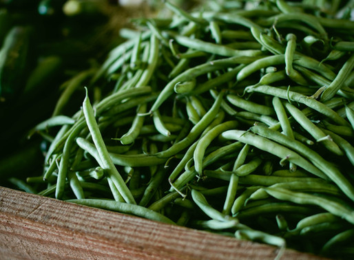 French Bean or Runner Bean Salad