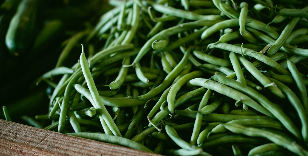 Organic Green Beans 12oz
