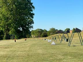 Practice Range Area