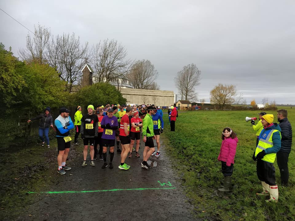 Newcastle Town Moor Marathon - The Start Line