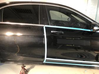 Mercedes Paint Correction