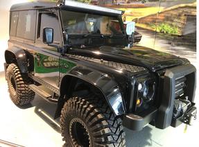 Land Rover Spectre Edition