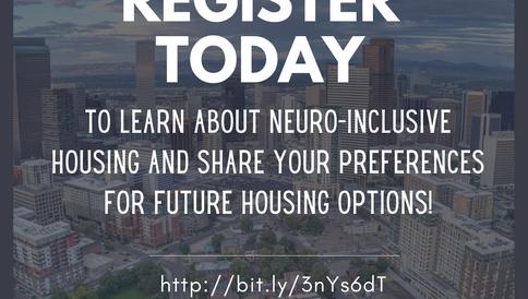 Iniciativa de vivienda neuro-inclusiva