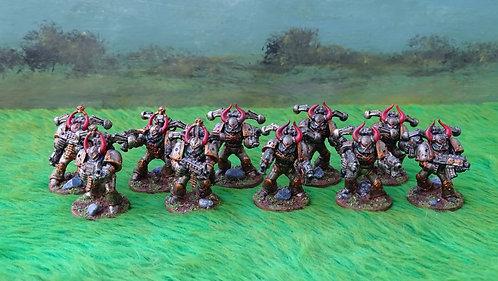 Warhammer 40K Chaos Iron Warriors