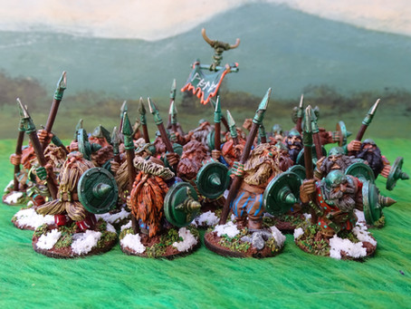 Showcase! Westwind Dwarves