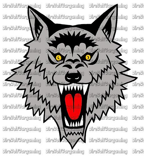 Dire Wolf Shield