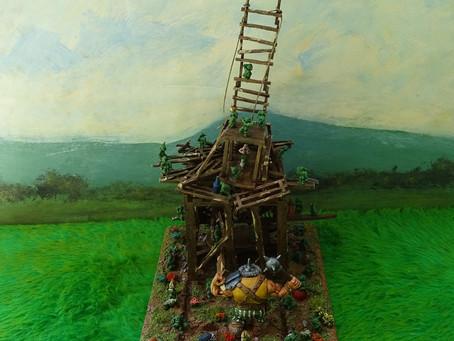Showcase! Goblin Siege Tower