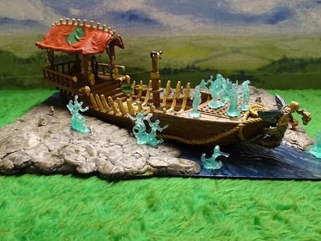 Showcase Stygian Barge!