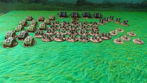 Warhammer Epic 40K Nurgle Army