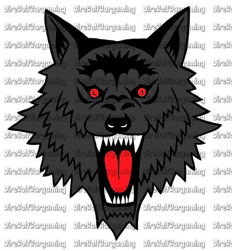 Dark Wolf Shield