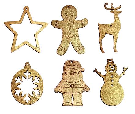 Festive Decorations Pack 1