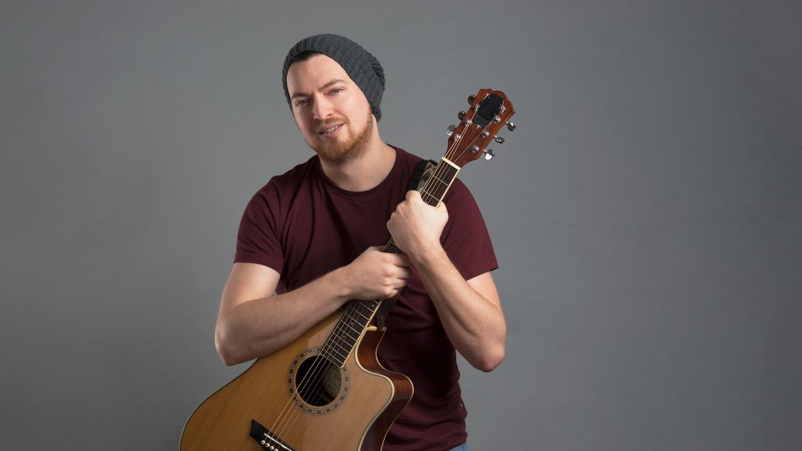 Kytara - láska na celej život.