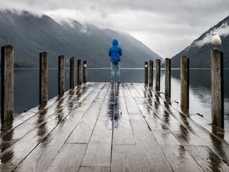 Melancholie, aneb štěstí v neštěstí