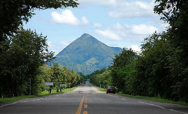 Pyramidová hora v Kolumbie - zájezd