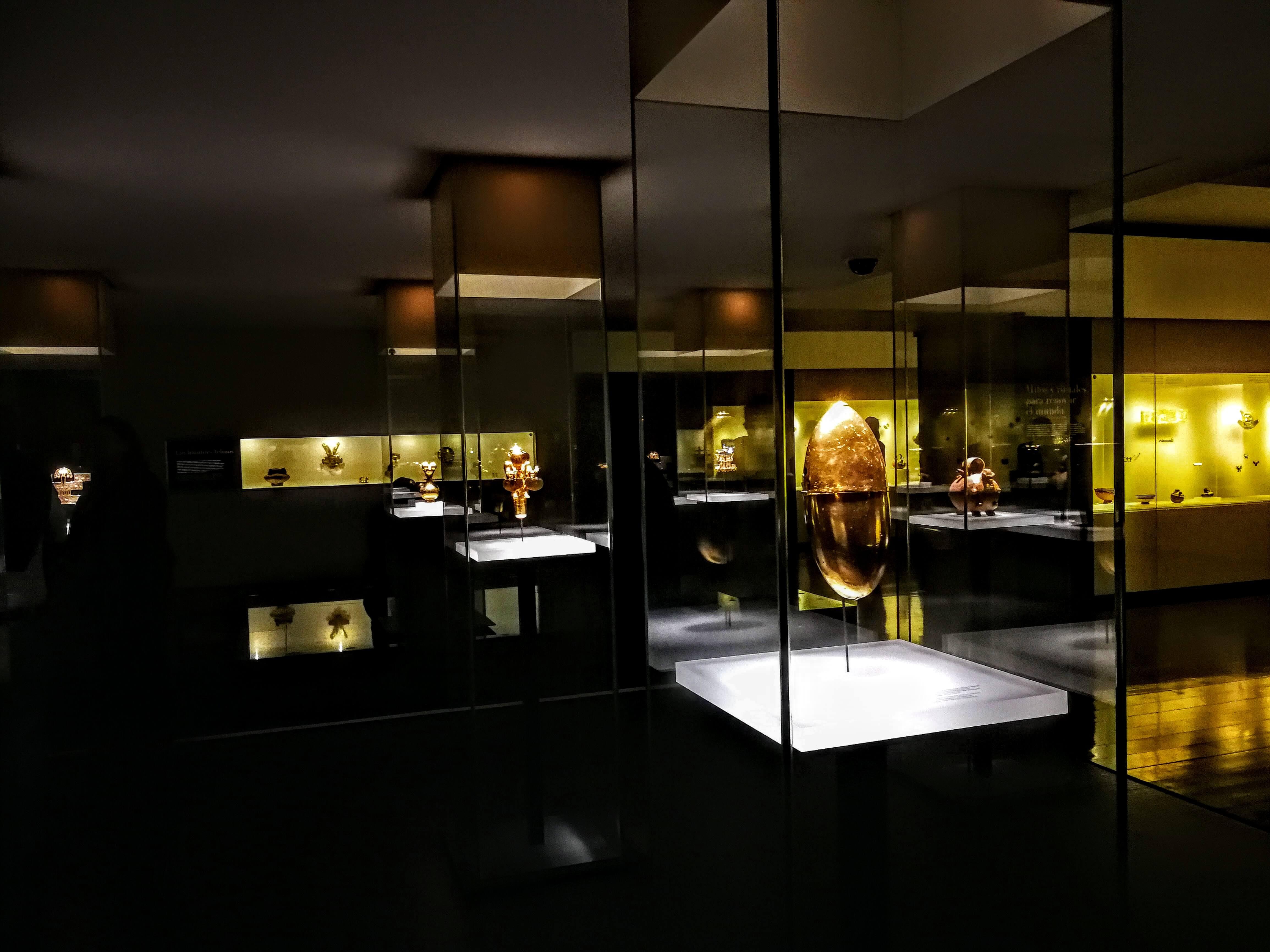 bogotamuseo del oro bogota