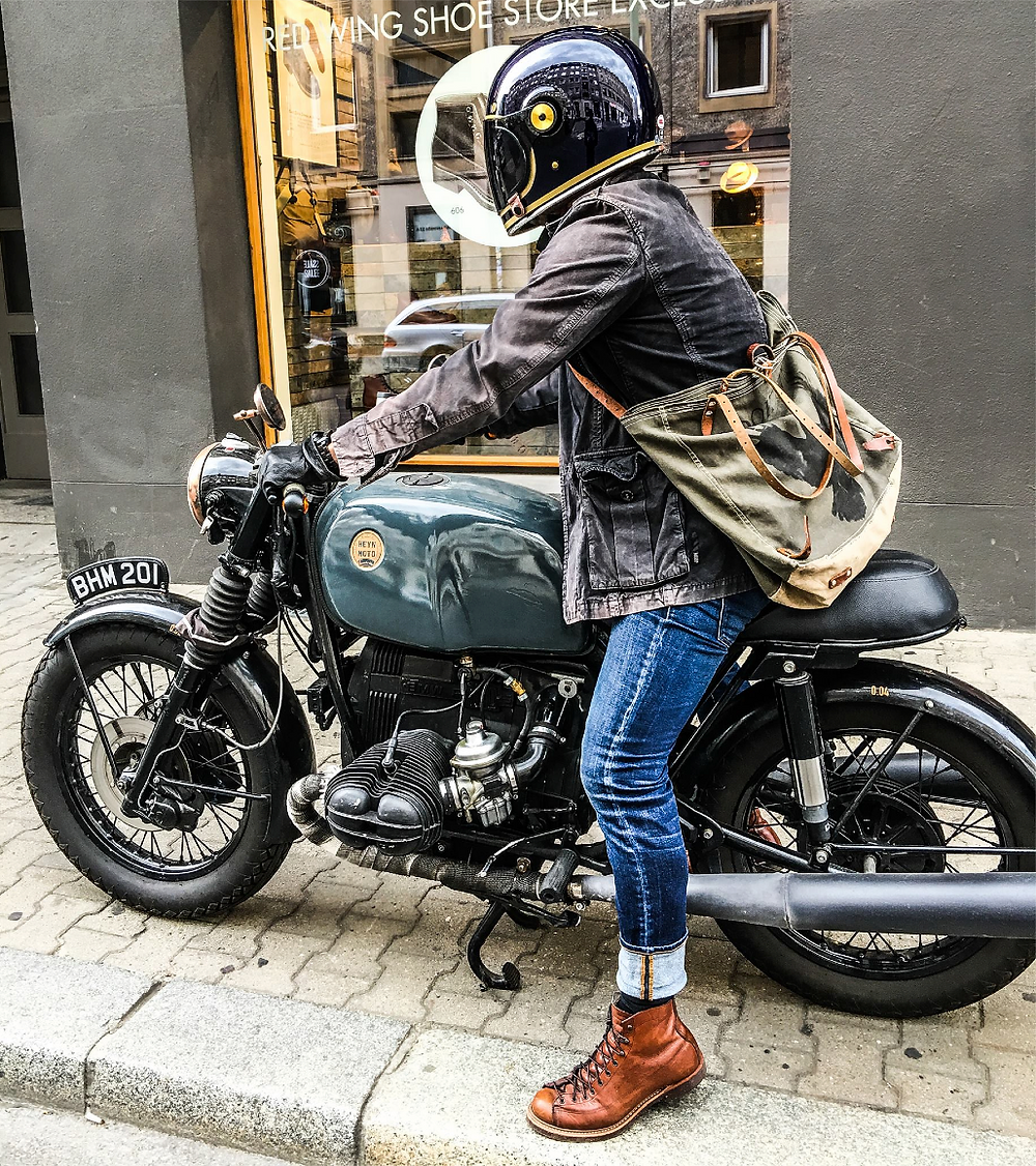 R1000 at the Red Wing Store Berlin