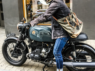 BMW R1000 - Ride to RedWing Berlin