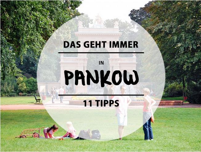 11 Tips für Pankow!