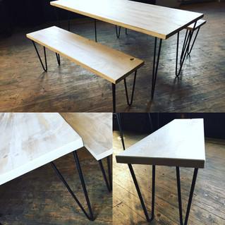 Tisch und Bänke // TABL+BENCH 02