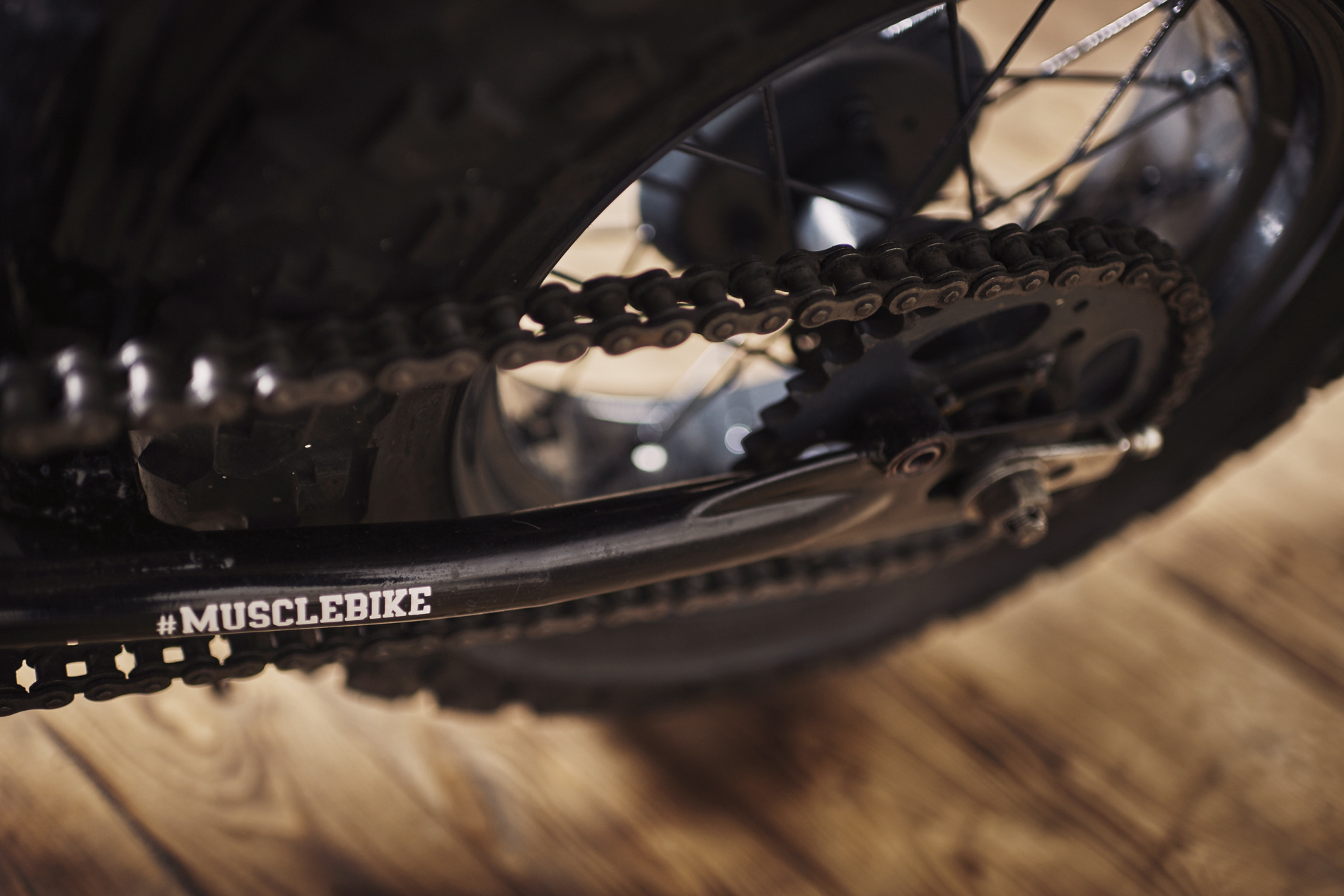 Musclebike for McFit