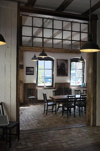 Ladenausbau // FRITZ HEYN Cafe Bar