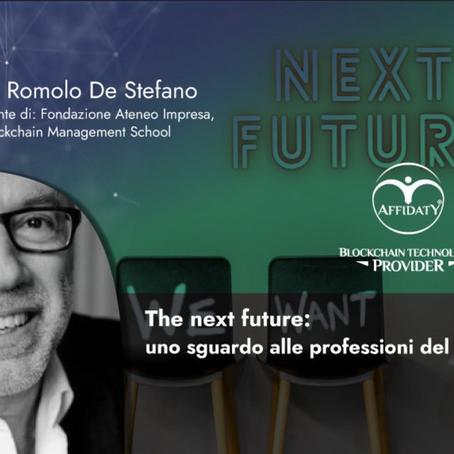 The Next Future: uno sguardo alle professioni del futuro
