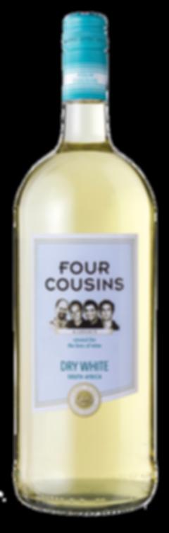Four Cousins Dry White