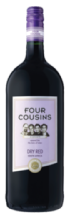 Four Cousins Dry Red