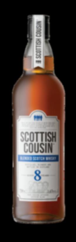 Scottish Cousins Blended Scotch Whisky