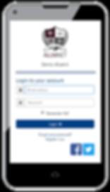 AlumNet Phone App
