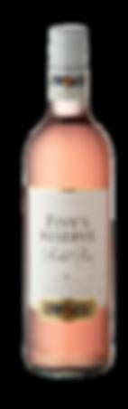 Fives Reserve - Wines Large_Merlot Rose.