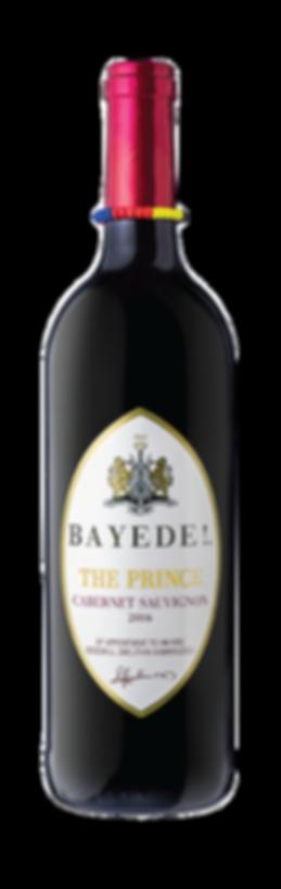 Bayede The Prince Cabernet Sauvignon