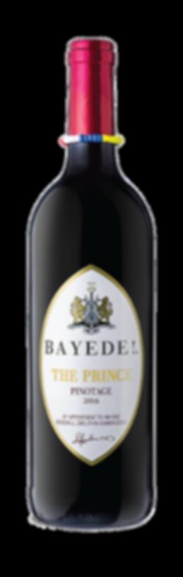 Bayede The Prince Pinotage